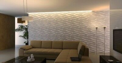 *provence* 3d Decorative Wall Panels 1 Pcs Abs Plastic Mold For Plaster Light Equipment & Tools