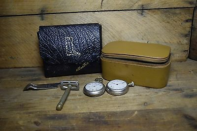 Collectable Antique Pocket Watches Old Man Wares