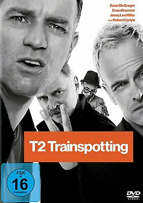 T2 Trainspotting - (Ewan McGregor) # DVD-NEU