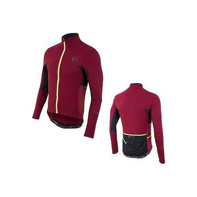 Pearl Izumi Mens Pro Escape Thermal Cycle Cycling Road Bike Long Sleeve Jersey