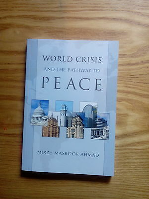 world crisis and the pathway to peace book