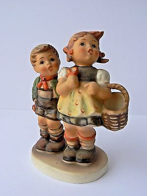"Vintage Hummel Figurine ""To Market""  #49 3/0  Last Bee Backstamp TMK-5 (1972-79)"