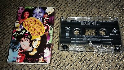 Artist Formerly Known As Prince Most Beautiful Girl In The World CASSETTE TAPE
