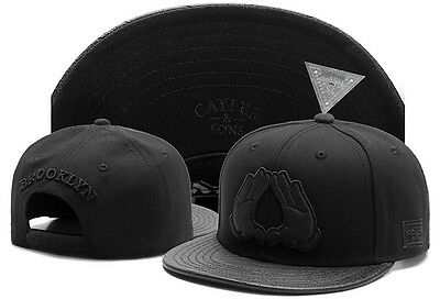 Cayler And Sons Snapback Flat Peak Cap Mickey Hands