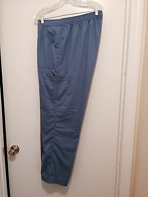 Grey's Anatomy Size 2Xl Lt. Blue Women's Scrub Bottoms (Nice)