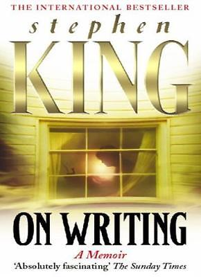 On Writing By Stephen King. 9780340769966