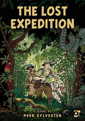 The Lost Expedition - Strategy Card Game