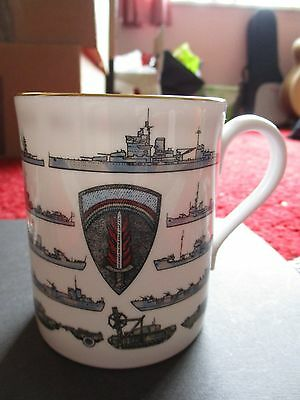 50 th anniversary of the D Day Landings mug, Peter Jones china, Limited edition