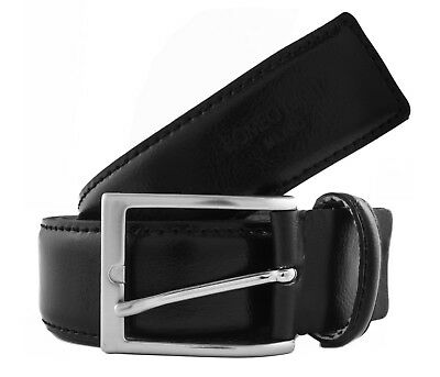 Romeo Gigli C974//35S Brown Leather Adjustable Mens Belt for mens