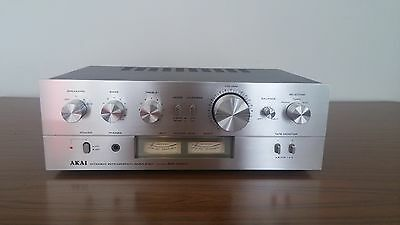 Akai Am-2350 Stereo Integrated Amplifier - Good Working Condition
