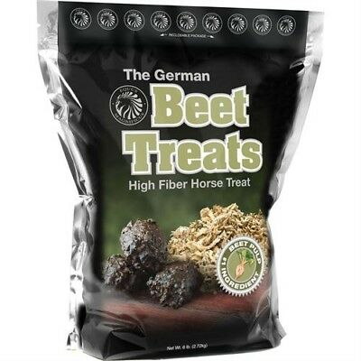 German Beet Treat High fiver Horse Treat and Supplement 6lbs Made in the USA