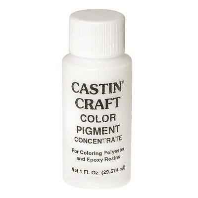 Castin Craft Casting Resin Opaque White Pigment Dye (1 Oz)