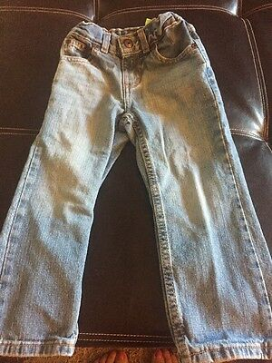 Toddler Boy Jeans 4T Jumping Beans