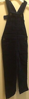 Unisex Blue Corduroy Overalls (Very High Quality): Looks Great!!!