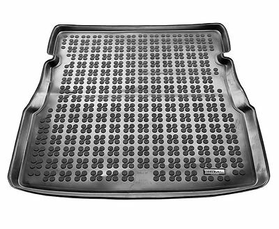 TAILORED RUBBER BOOT LINER MAT TRAY Tesla Model S since 2012 rear trunk