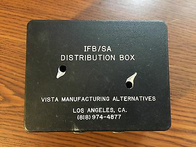 IFB/SA Distribution Box