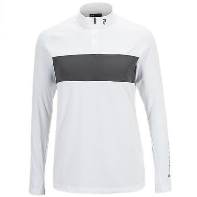 Peak Performance Half Zip Base Layer- New with Tags