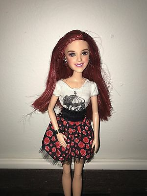 Ariana Grande Doll-Victorious Cat Doll