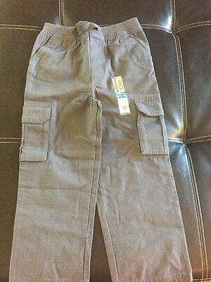 Toddler Boy Gray Khaki Pants 5T Garanimals