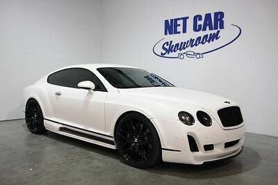 2008 Bentley Continental GT GT Coupe 2-Door 2008 Bentley Continental GT Vorsteiner Edtion