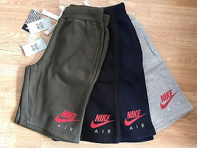 Mens Nike Running Gym Sports Shorts Knee Length Workout Bottoms New