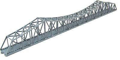 T Gauge Cantilevered Truss Bridge