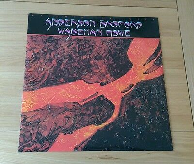 "Anderson Bruford Wakeman Howe Brother Of Mine UK 12"" Single A1 B1 Ex+ Pic Sleeve"