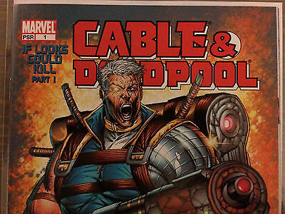 Cable / Deadpool #1 (May 2004, Marvel)