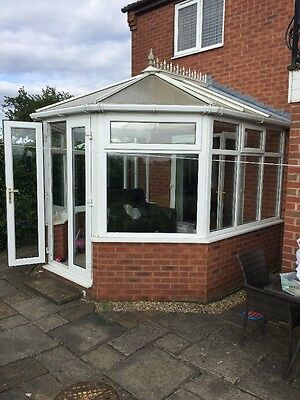 Used Upvc Conservatory - Good Condition Collection From Derbyshire DE55 5AS