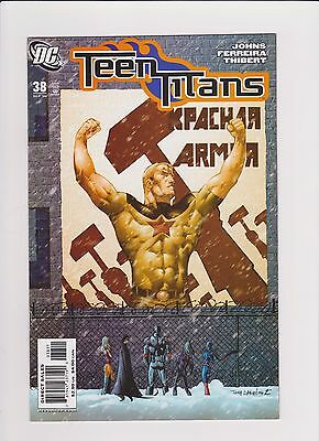 DC Comics! Teen Titans! Issue 38!