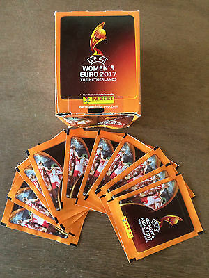 UEFA Women's Euro 2017 Panini Stickers Official Collection