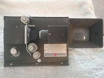 Vintage Cine-Kodak Editing Viewer-16mm Model B-16