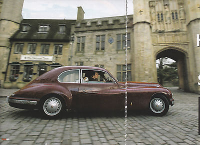 10 LOT Vintage BRISTOL Cars 400/403, Multiple-Page UK Issue Magazine Articles