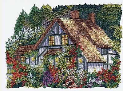 Jumbo Cottages Collection - Machine Embroidery Designs On Cd