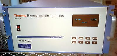 Thermo Enviormental Model 48C CO Analyzer