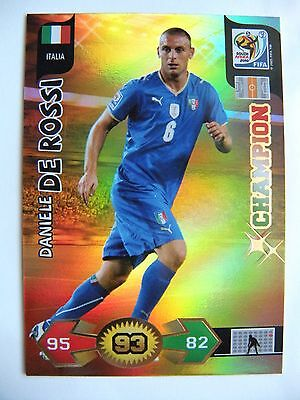 "Panini WM 2010, Daniele DeRossi, ""Champion"" # 211, Italien, AS Roma"