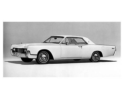 1967 Lincoln Continental Factory Photo ub5260