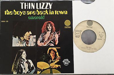 Thin Lizzy - The Boys Are Back , Portugal