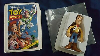 Disney's Toy Story Woody McDonald's Happy Meal Toy 1996 VHS Box