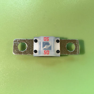 Fuse 50A Midi Littelfuse Anl Bolt Down Style  12V 24V 32V  Flat Rate Shipping
