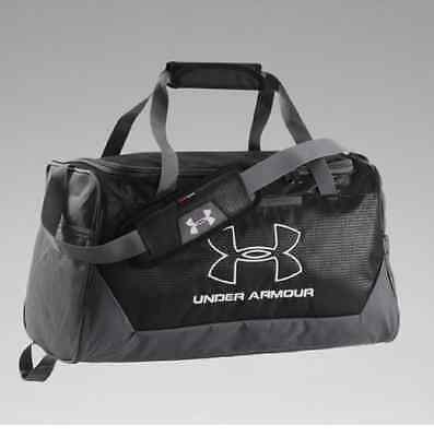 Under Armour UA Undeniable Storm Hustle SM Duffle New 1256657 001