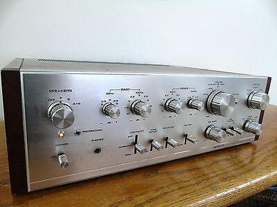 Pioneer Sa-8100 Integrated Stere0 Amplifier -- Serviced --