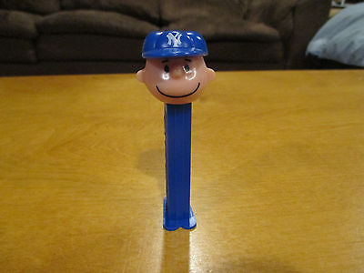 Pez Limited Edition New York Yankees - Charlie Brown