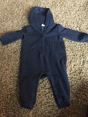 Baby Old Navy Kids Boys One Piece Size 6-12 Months Long Sleeve Pants