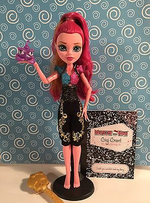 Monster High Doll Loose Gigi Grant
