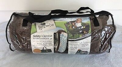 Buggy Bagg Elite Shopping Cart Cover Round About PreOwned With Original Package
