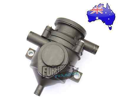 Small oil catch can tank crankcase breather Vent Pro diesel patrol navara 4x4