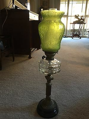 Magnificent Kerosene Banquet Lamp