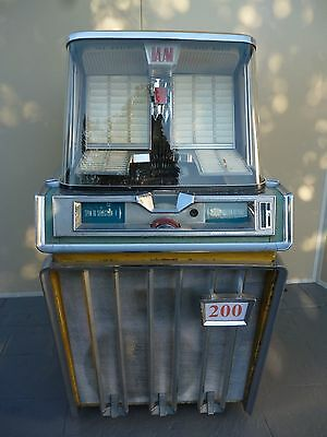 Jukebox 1959 Bal-Ami J-200 Juke Box