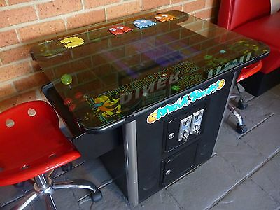 VIDEO ARCADE TABLETOP WITH 1200x GAMES !!